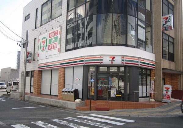 セブンイレブン 秋田仲小路店