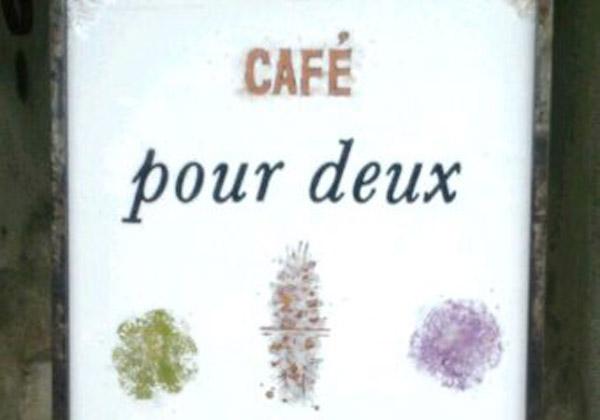 カフェ プルドゥ (cafe pour deux)